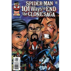 101 Ways to End the Clone Saga Issue 1