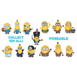 Minions Movie Collectible Figures