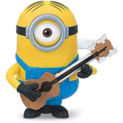 Minions Movie Guitar Strumming Stuart