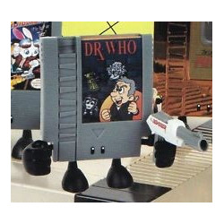 10-Doh! So Analog Series 1 - Dr. Who