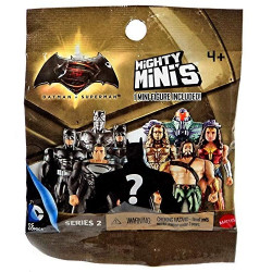 Mighty Minis - Batman V Superman Series 2 Blind Bag Action Figure