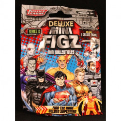 Deluxe Mini FIGZ - Justice League Series 2 Blind Bag