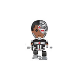Justice League Wind-Up Walking Cyborg
