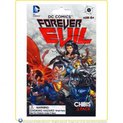 DC Comics Forever Evil Chibis 3 Pack Blind Bag