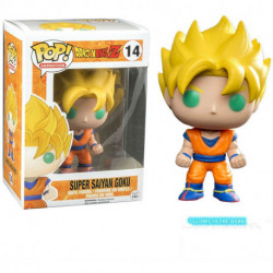 Funko POP! Animation 014 Dragon Ball Z  GITD Super Saiyan Goku