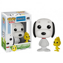 Funko POP! Animation 049 - Peanuts Snoopy & Woodstock