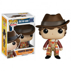 Funko POP! Television 222 - Doctor Who - Fourth Doctor