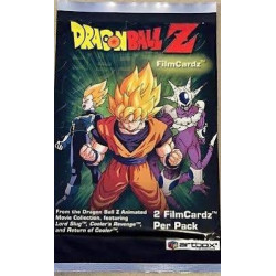 Dragon Ball Z 2002 FilmCardz pack
