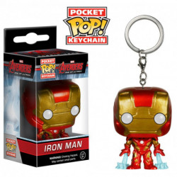 Funko Pocket POP! Marvel - Avengers 2 - Iron Man Keychain
