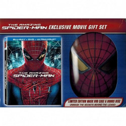 The Amazing Spider-Man (Blu-ray + DVD +Limited Edition Mask DVD Case) Anamorphic Widescreen