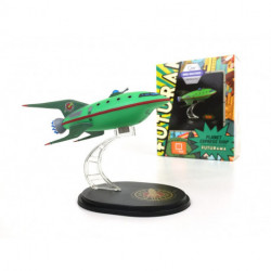 Planet Express Ship Qmx Mini Masters Vehicles