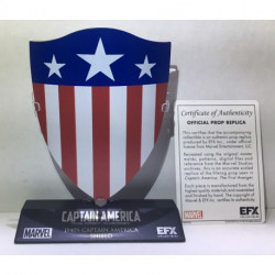 1940's Captain America Shield Scaled Replica