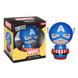 Dorbz - 001 Marvel Series 1 - Captain America
