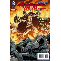Batman: Dark Knight Vol. 2 Issue 21