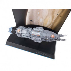 The Expanse - Rocinante Ship Model and Diorama