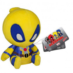 Mopeez - Marvel - Deadpool yellow