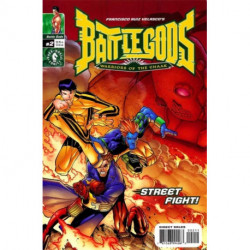 Battle Gods: Warriors of the Chaak  Issue 2