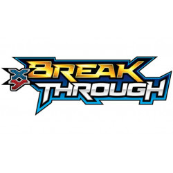 Pokemon TCG Booster Packs: 069 XY BREAKthrough