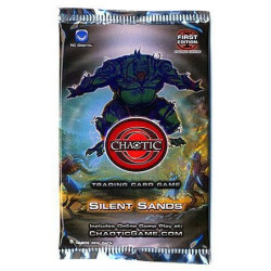 Chaotic TCG: Silent Sands Booster Pack