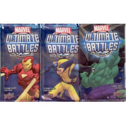 Marvel Ultimate Battles Booster Pack