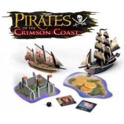 Pirates of the Crimson Coast CSG Booster Pack