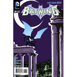 Batwing  Issue 26