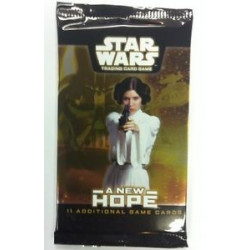Star Wars: A New Hope TCG Booster Pack