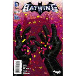Batwing  Issue 33