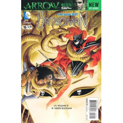 Batwoman  Issue 16