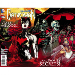 Batwoman  Issue 19