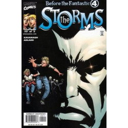 Before The Fantastic Four: The Storms Issue 2