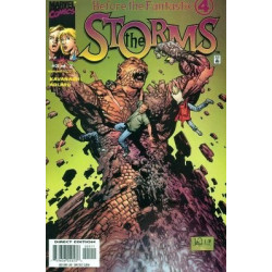 Before The Fantastic Four: The Storms Issue 3