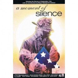 A Moment of Silence One-Shot Issue 1
