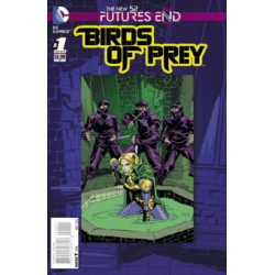 Birds of Prey: Futures End One-Shot Issue 1