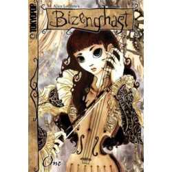 Bizenghast  Soft Cover 1