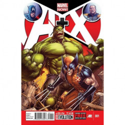 A+X (plus)  Issue 01