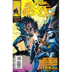 Black Axe  Issue 5
