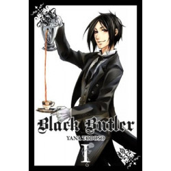 Black Butler SC Soft Cover 1