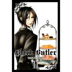 Black Butler SC Soft Cover 2
