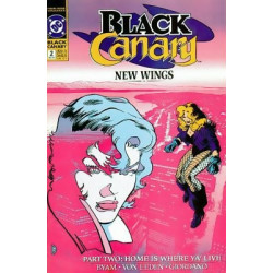 Black Canary Vol. 1 Issue 2