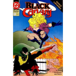 Black Canary Vol. 2 Issue 07