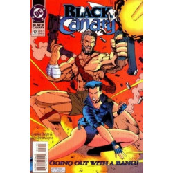 Black Canary Vol. 2 Issue 12