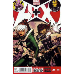 A+X (plus)  Issue 02