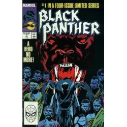 Black Panther Vol. 2 Issue 1