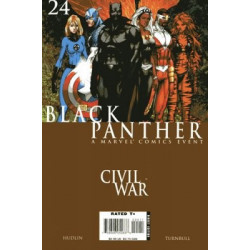 Black Panther Vol. 4 Issue 24