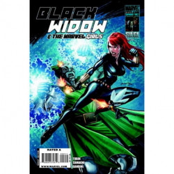 Black Widow & the Marvel Girls Mini Issue 2