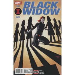 Black Widow Vol. 6 Issue 3d