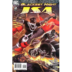 Blackest Night: JSA Mini Issue 2