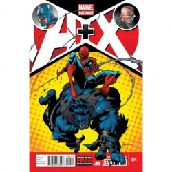 A+X (plus)  Issue 04