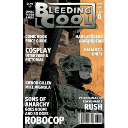 Bleeding Cool Magazine Issue 6